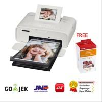 Canon Printer Foto Selphy CP1200 Wifi - PUTIH - Gratis Tinta & Paper