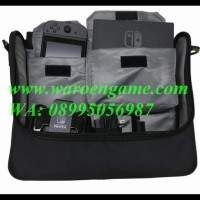 Promo Nintendo Switch Cotton Shoulder Bag With Compartment Tas Sl
