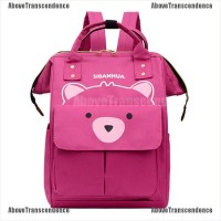 Promo ABOVE Mummy Maternity Nappy Diaper Bag Large Capacity Baby Bag