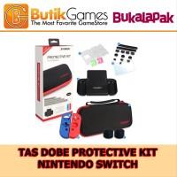 Tas DOBE Protective Kit Storage Bag Travel Case Nintendo Switch