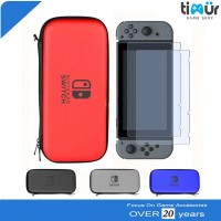 Tas Airfoam Pouch Dompet Case Travel Bag Nintendo Switch