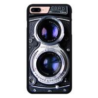 Hardcase Hp iPhone 7 Plus Twin Reflex Camera Y1901