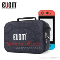 BUBM DELUXE Hard Case Bag for Nintendo Switch