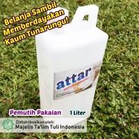 Pemutih Pakaian ATTAR - Bleach Laundry 1 Liter