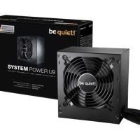 be quiet! SYSTEM POWER U9 500W - 80+ Bronze Certified