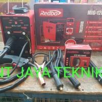 REDBO MIG 120 T MESIN LAS CO FLUX CORE tanpa gas co2