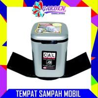 TEMPAT SAMPAH MOBIL - CAR TRASH BIN DUSTBIN SHINPO - KAPASITAS 2L