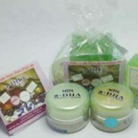 Cream Adha MDS Hijau Original 100%