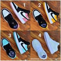 Sepatu Wanita Nike Air Jordan Dunk Low Women Cewek Airjordan 1 Retro 2