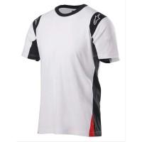 Alpinestars AUSTIN SS KNIT TEE Tshirt Original - WHITE