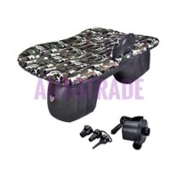 Otto Klasse Kasur Angin Mobil Camouflage Car Inflatable Air Bed