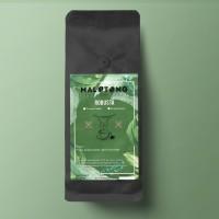 Kopi Robusta Toraja 500 Gram (Bubuk dan Biji) - Biji Roasting