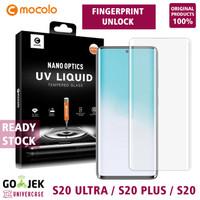 Anti Gores Samsung Galaxy S20 Ultra / S20 Plus / 20 Tempered Glass UV