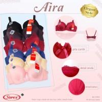Sorex Elegant Style Bra - BH Sorex Busa dan Kawat Exclusive 17041