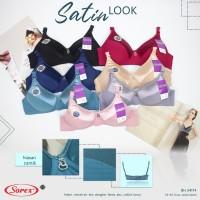 Sorex Satin Look Bra - BH Sorex Busa tanpa Kawat Exclusive 34174