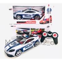 MOBIL REMOT CONTROL POLICE CAR Mainan anak laki laki - mobil remote co