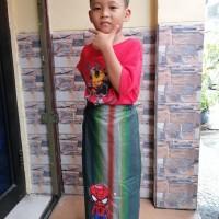 Sarung Celana Instan Anak Karakter Spiderman Lampu LED umur 1-6th