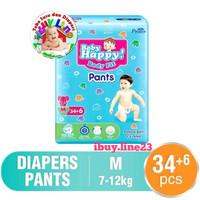Baby Happy Pants M.34 + 6