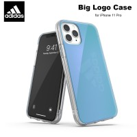 Case iPhone 11 Pro Adidas Originals Big Logo Soft Case - Blue