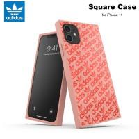 Case iPhone 11 Adidas Originals Square Soft Case - Pink