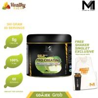 MUSCLE FIRST PRO GOLD CREATINE MURNI CREAKONG PLATINUM CREATINE - unflavored