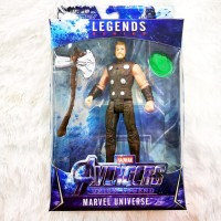 Action Figure Avengers Legends Series The Thor Hero Marvel