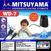 Pompa Galon Air Minum / Mitsuyama Dispenser Elektrik Pump MS-WD7