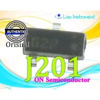 ORIGINAL MMBFJ201 J201 N-Channel General Purpose Amplifier SOT-23 ON