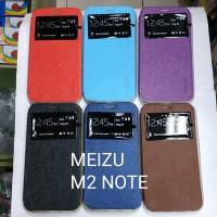 MEIZU M2 NOTE sarung flip cover ume / sarung model buku MANTUL