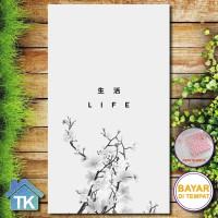 Hiasan Dinding Sakura BWi / Dekorasi Rumah / Hiasan Kamar Cafe
