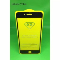 TEMPERED GLASS FULL COVER IPHONE 7 PLUS