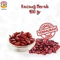 Kacang Merah Organik 100 gr Lokal