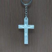 gantungan kunci salib Yesus / GK salib / salib
