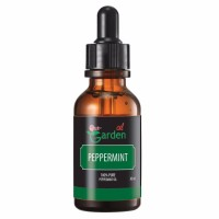 Peppermint 100% Pure Essential Oil Our Garden 30ml Botol Pipet