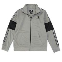 original jacket converse grey ls top
