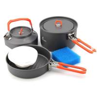 Fire Maple Feast 2 Alat Masak Camping cooking set Outdoor