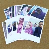 Cetak Foto Polaroid 2R (@25 foto) + Bonus