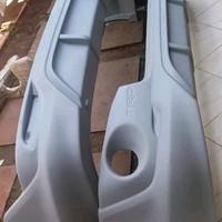 bodykit grand fortuner plastik DB MENTAHAN