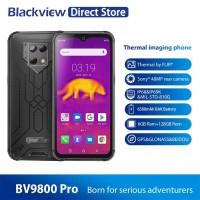 BLACKVIEW BV9800 PRO 128GB RAM 6GB -Global First Thermal imaging