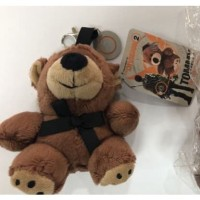 Boneka Teddy Bear Division 2 PS4 - PS4 Key Chain Division 2 Official