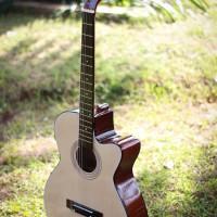 Gitar Akustik G525 Yamaha Paketan tas dan senar