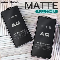 SAMSUNG A50 2019 GLARE 9H MATTE TEMPERED GLASS FULL COVER