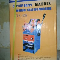 cup sealer D8 (standart) MATRIX