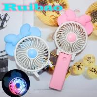 Kipas Angin Portable / Mini Hand Fan / Kipas Genggam / Kipas Lipat A21