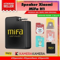 Speaker Xiaomi MiFa H1 Portable Audio Stereo Plug & Play -RESMI- Hitam