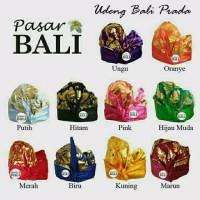 Udeng Bali / Iket Kepala