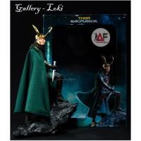 Action figure Marvel Statue Loki Thor Ragnarok Gallery 1/6 scale pvc
