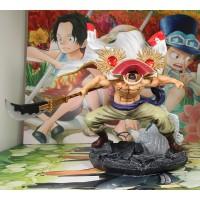 Action figure One Piece Whitebeard Shirohige GK statue neo maximum