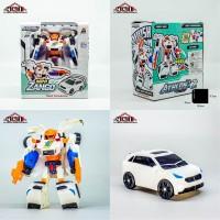 Mainan Robot Mini Tobot Zango Serial Animasi TV- Athlon Seri 2