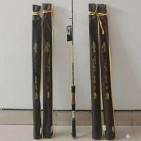 Joran Relix Nusantara Jangkrik 602ML 6-14lb - Gratis Pipa Paralon
